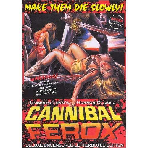 Cannibal Ferox (Deluxe Uncensored Letterbox Edition) (Widescreen)