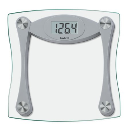 taylor glass digital bathroom scale 7517 - Walmart Bathroom Scale