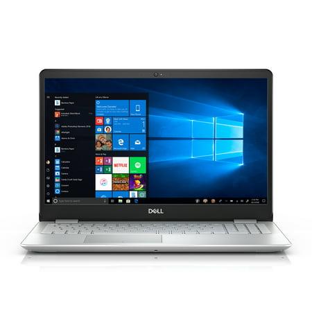 Dell Inspiron 15 5584 Laptop, 15.6'', Intel Core i7-8565U, 12GB RAM, 512GB M.2 [PCIe] NVMe (SSD), Intel UHD Graphics 620, Windows 10, i5584-7773SLV-PUS