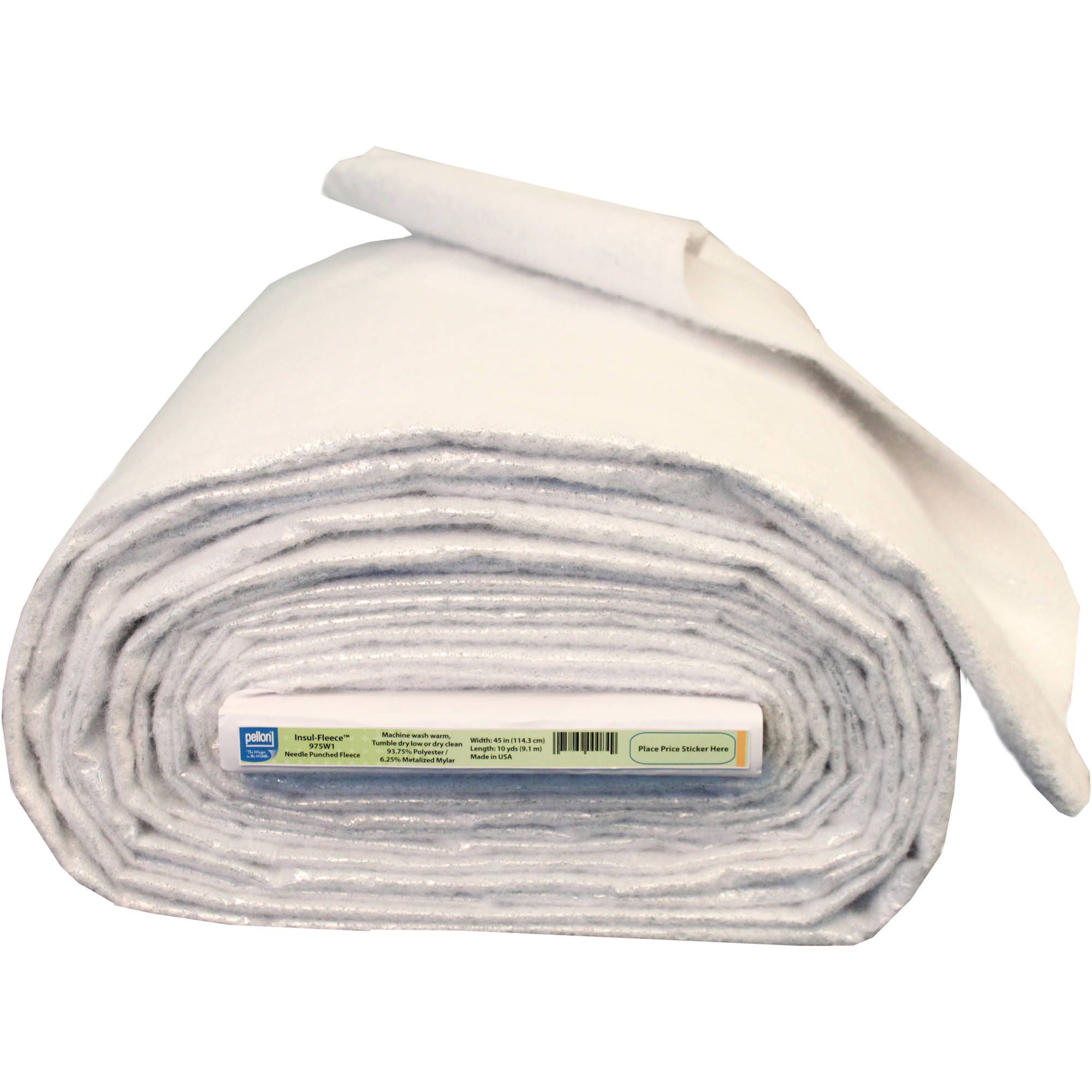 "Pellon Insul-Fleece, 45"" x 10 Yard Bolt"