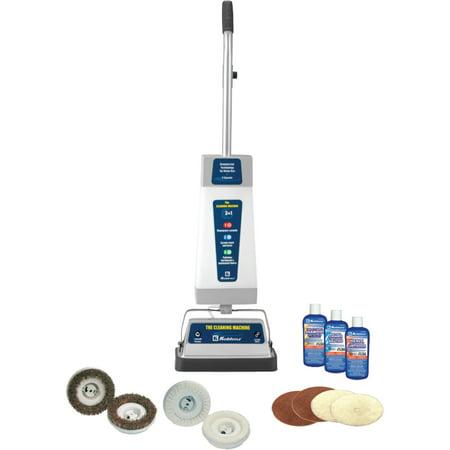 Koblenz P2500B The Cleaning Machine Shampooer/Polisher With T-Bar Handle (Koblenz Cleaning Machine)