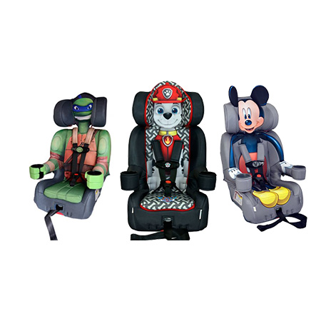 Booster Car Seat COLLECTION
