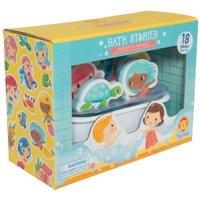 1152021 Schylling Mermaid Bath Stories Bath Toy