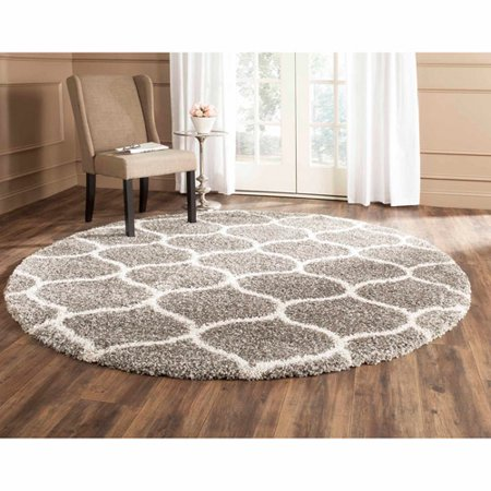 Safavieh Hudson Arline Geometric Shag Area Rug Or Runner