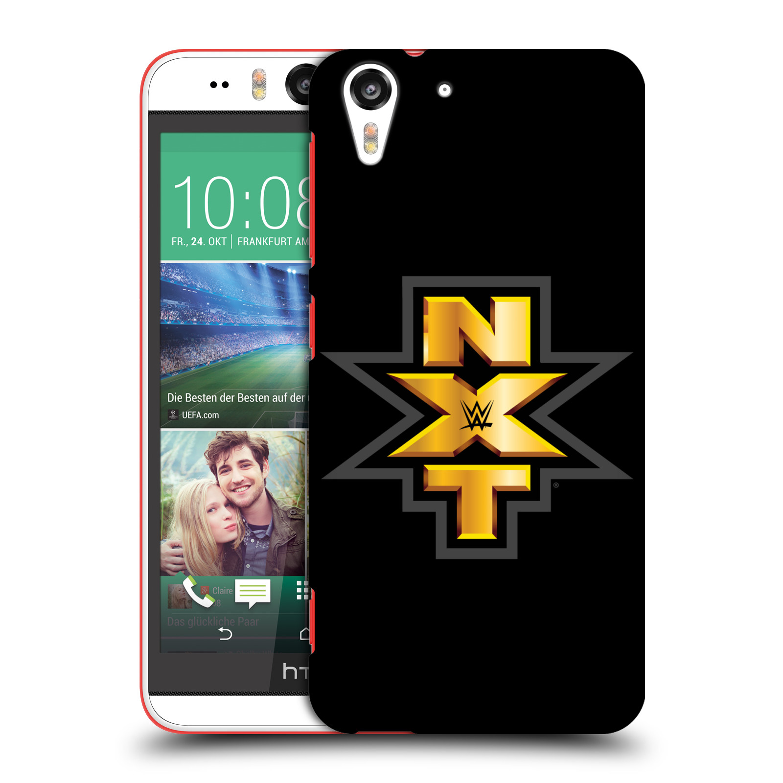 OFFICIAL WWE THE SHOWS HARD BACK CASE FOR HTC PHONES 1