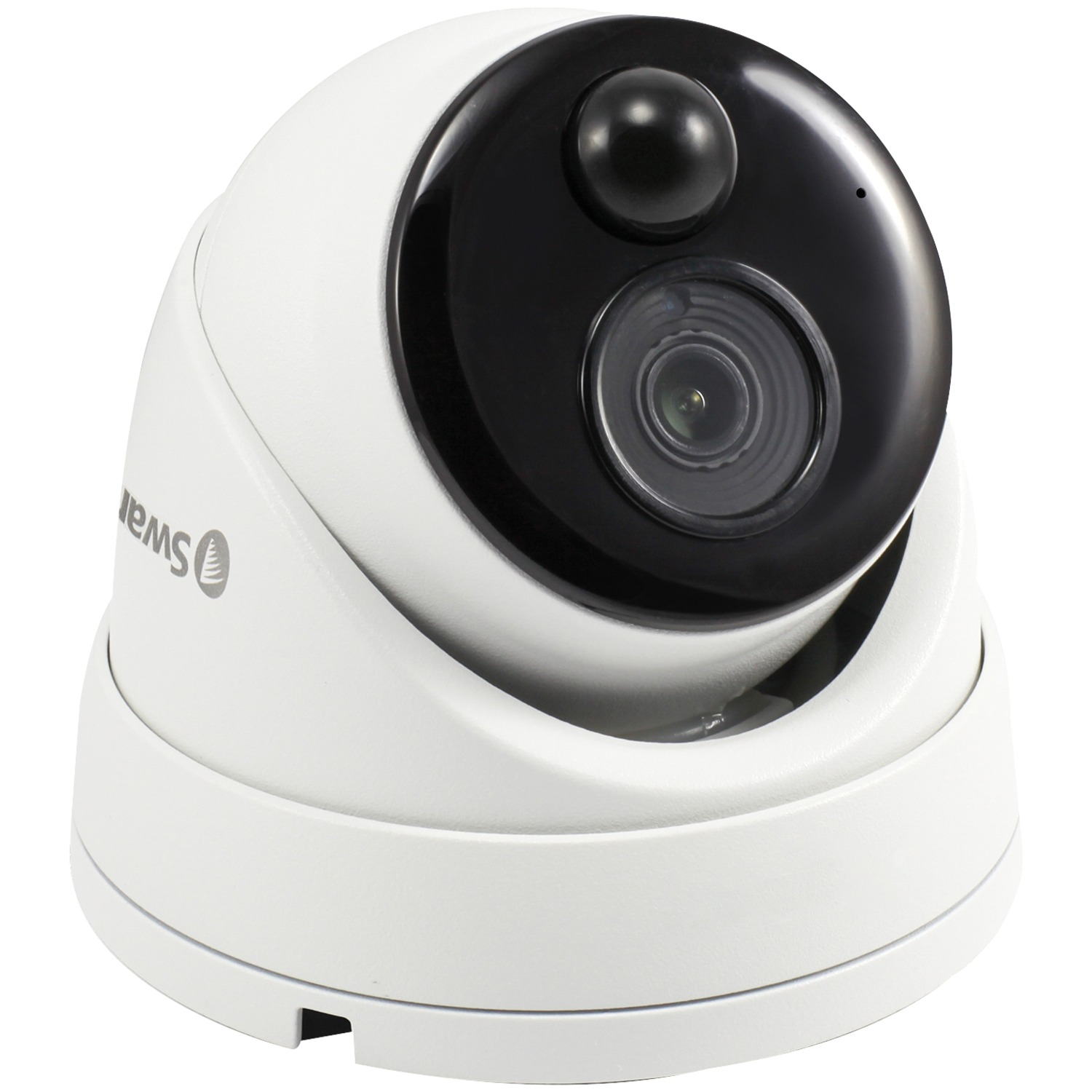 Swann SWNHD-866MSD-US 5.0-Megapixel IP True Detect Camera with Audio (Dome)