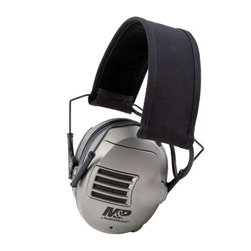 Smith & Wesson M&P Alpha Electronic Ear Muffs Hearing Protection - 110041
