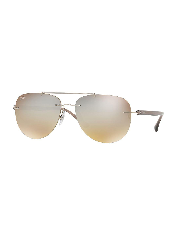57MM Phantos Aviator Sunglasses