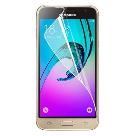 Insten Clear LCD Screen Protector Film Cover For Samsung Galaxy Amp Prime / J3 (2016)