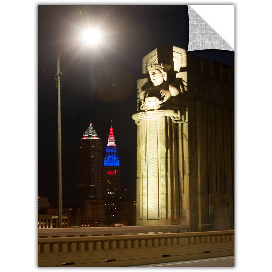 """Cody York """"Cleveland 6"""" Removable Wall Art Graphic"""