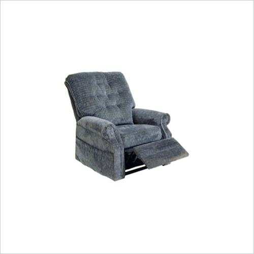 Teddy bear steel base chaise rocker recliner for Catnapper teddy bear chaise recliner