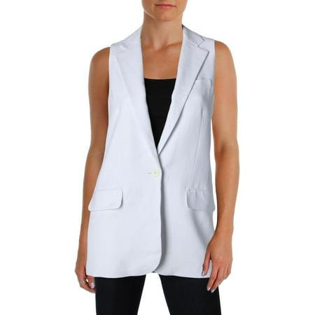 Lauren Ralph Lauren Womens Straight fit Vented Vest