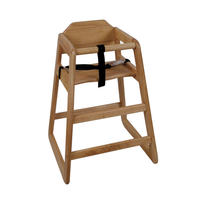 Click here to buy High Chair Natural Assembled by Gessner.