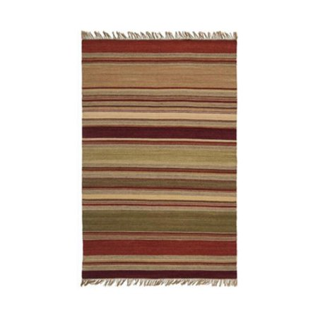 Safavieh Striped Kilim Joey Striped Area Rug or Runner ()