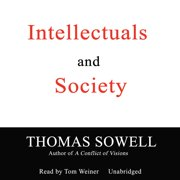 Intellectuals and Society - Audiobook