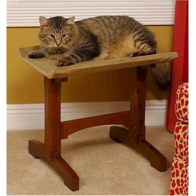 Mr.  Herzher's 17101 Single Cat Seat Cat Furniture - Early American