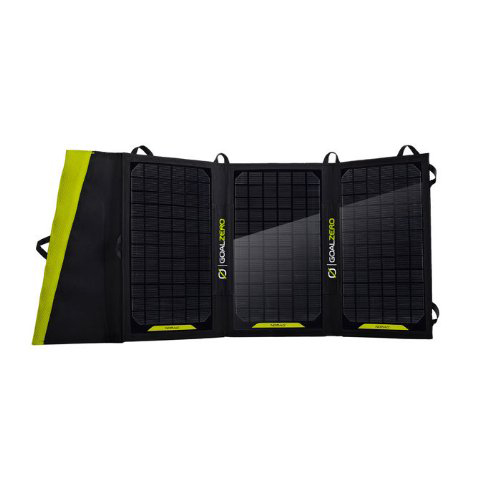 Click here to buy Goal Zero 12004 Nomad 20W Solar Panel by Goal Zero.
