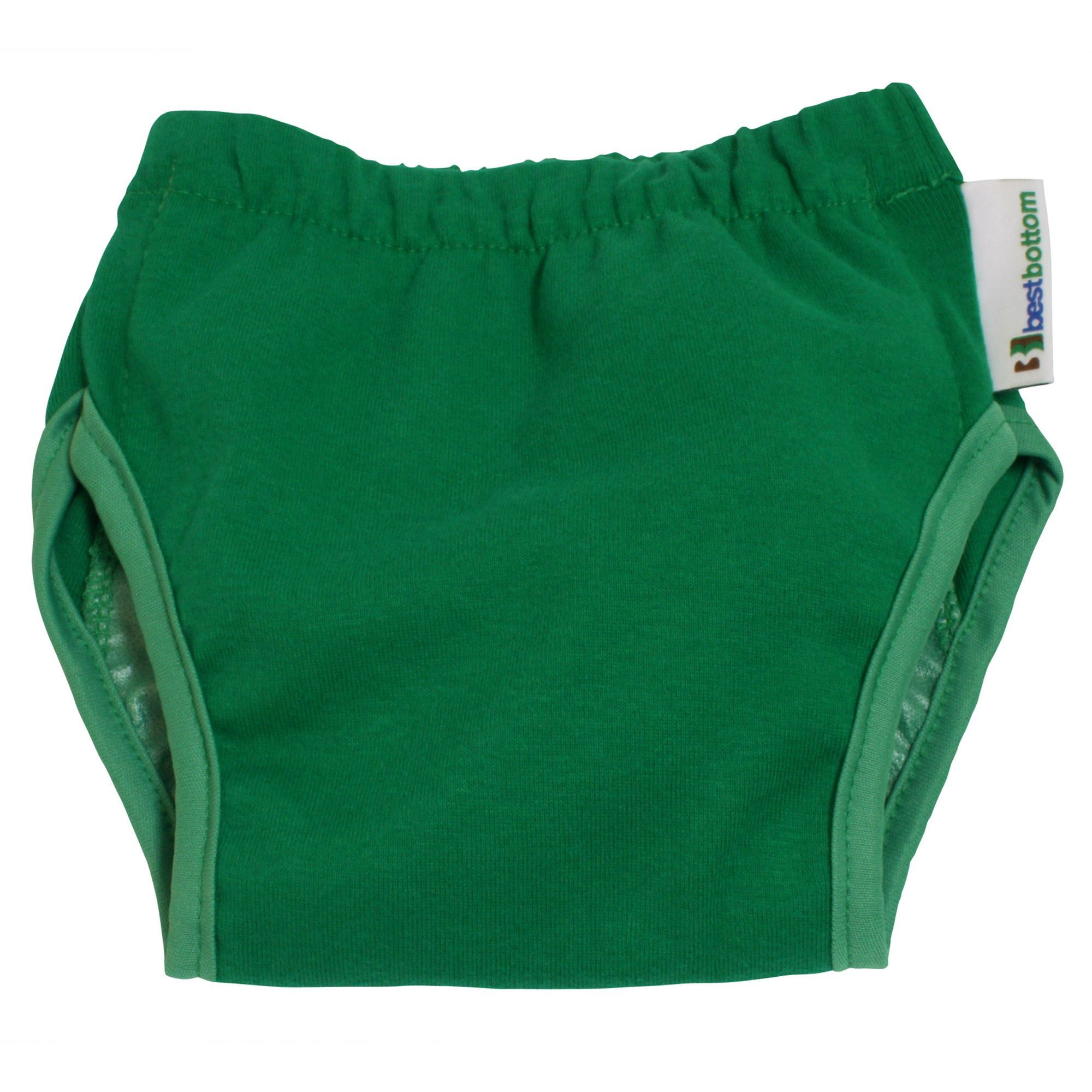 Best Bottom Training Pants, Pistachio, Medium