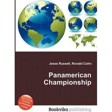 Panamerican Championship - image 1 of 1