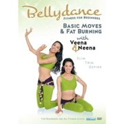 Bellydance Twins: Fitness for Biginners - Basic Moves and Fat BurningWith Veena and Neena (DVD)