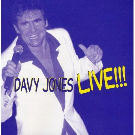 Live - Davy Jones Chest
