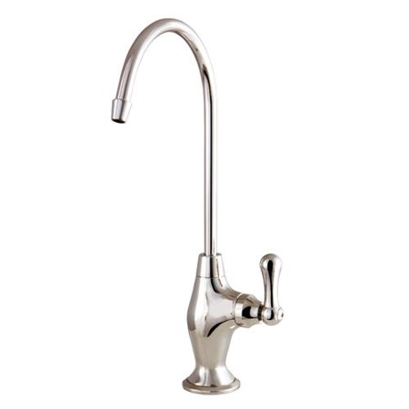 Kingston Brass KS3196AL Restoration Water Filtration Faucet, Polished Nickel ()