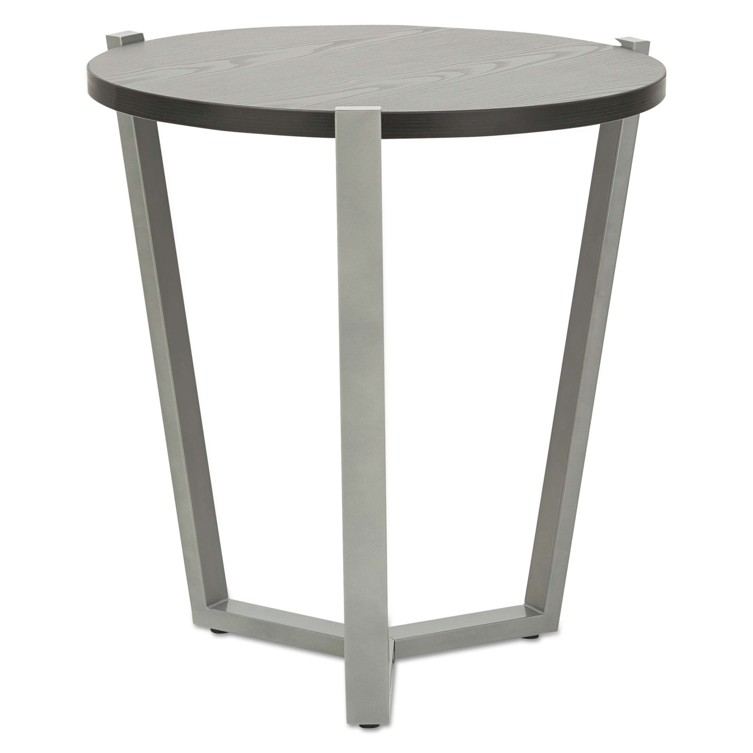 Charmant Alera Round Occasional Corner Table, 21 1/4 Dia X 22 3/4h