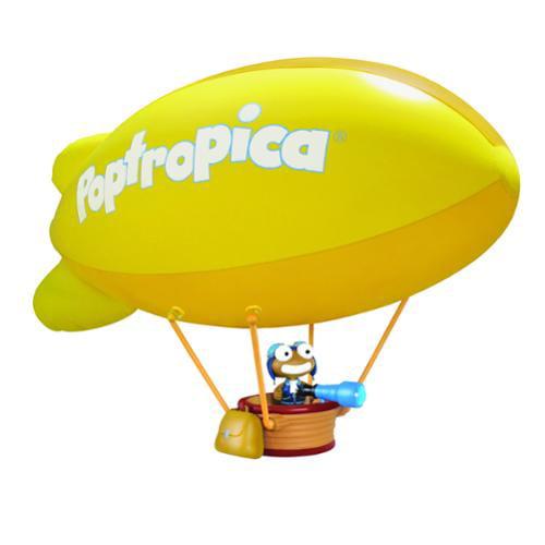 "Jazwares Poptropica 30"" Deluxe Inflatable Blimp"