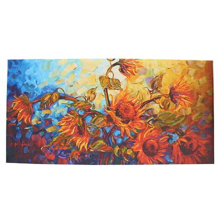 Sunflower Oil Painting (Moaere 47