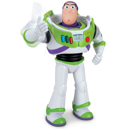 Disney Pixar Toy Story Buzz Lightyear with Karate Chop Action