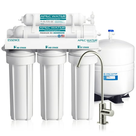APEC Ultra Safe Reverse Osmosis Drinking Water Filter System (ESSENCE