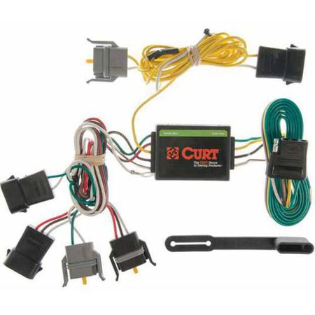 - Curt Manufacturing Cur55346 T-Connector