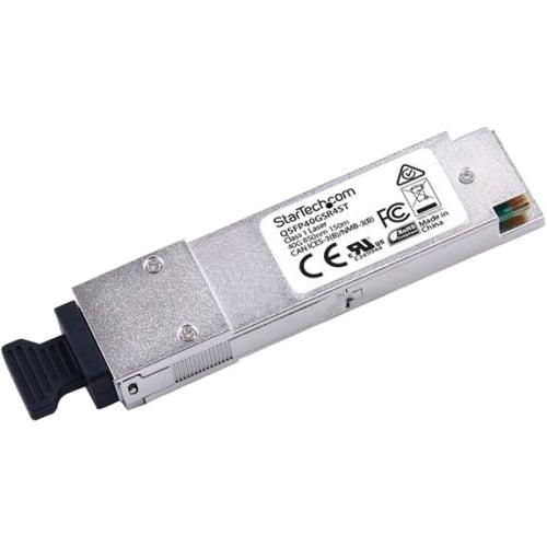 Startech Cisco QSFP-40G Compatible 40 Gigabit Fiber 40GBa...