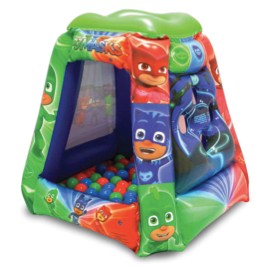 PJ MASKS ADVENTURE PLAYLAND Ballpit includes 20 Balls
