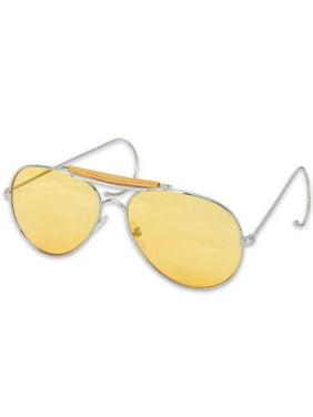 Rothco Aviator Style 58mm Lens Sunglasses e8a5353fdeb