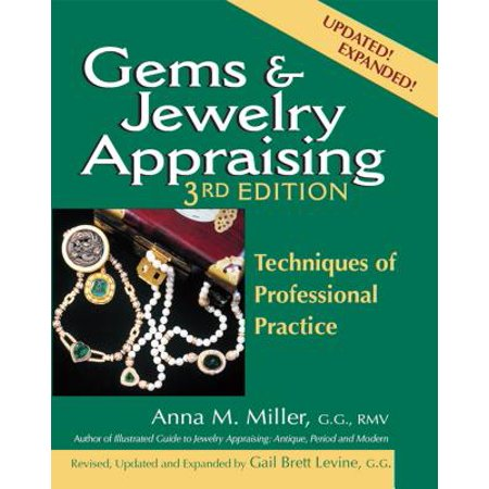 Gems & Jewelry Appraising (3rd Edition) : Techniques of Professional Practice - Halloween Arts And Crafts 3rd Grade