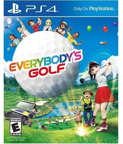 Everybody's Golf, Sony, PlayStation 4, 711719504832