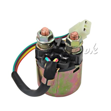 Solenoid Relay Switch For HONDA TRX350 RANCHER TRX450 FOREMAN 2003 2004 2005 - 2003 2004 2005 2006 Models