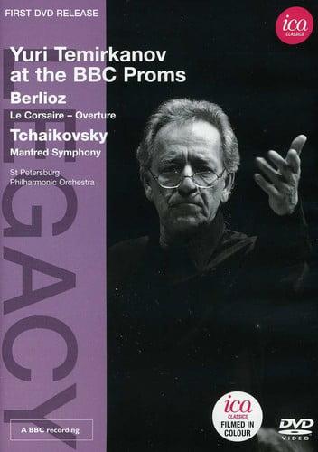 Legacy: Yuri Temirkanov at BBC Proms by ICA CLASSICS