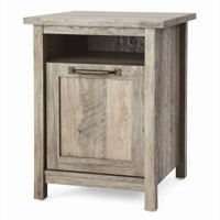 Better Homes & Gardens Modern Farmhouse Nightstand With USB