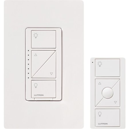 lutron caseta in wall wireless dimmer kit. Black Bedroom Furniture Sets. Home Design Ideas