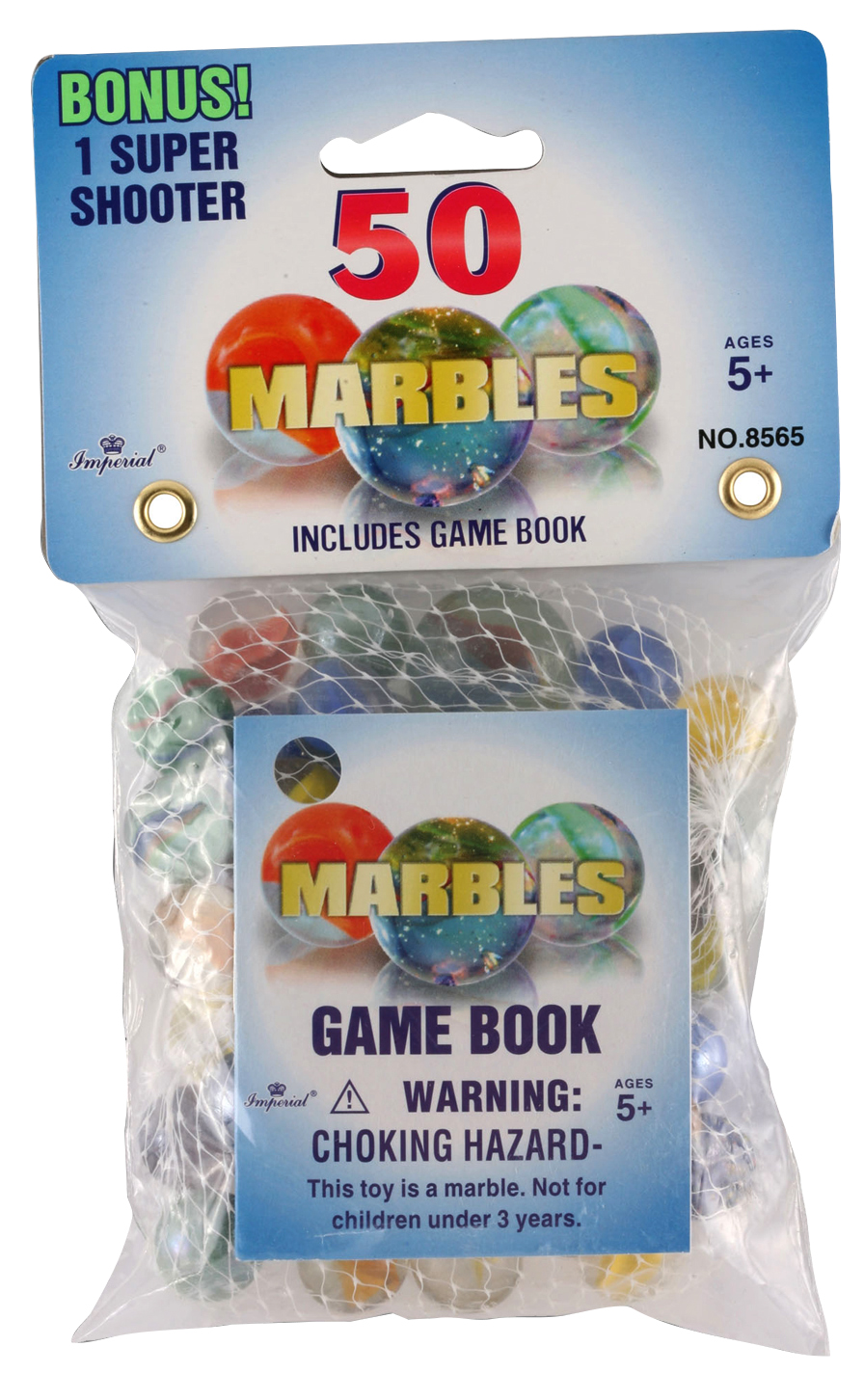 BAG OF MARBLES 51CT