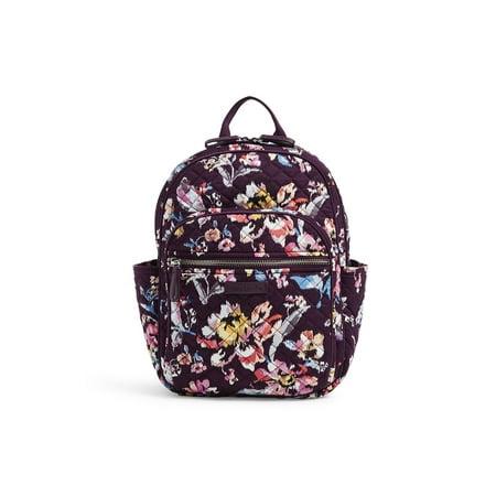 Vera Bradley Iconic Small Backpack
