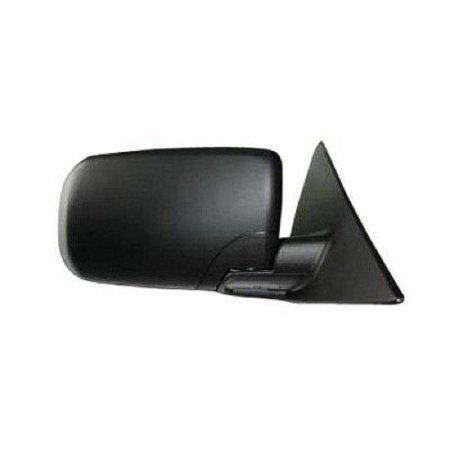 Go-Parts OE Replacement for 2001 - 2004 BMW 330i Side View Mirror Assembly / Cover / Glass - Right (Passenger) Side - (E46 Body Code; 4 Door; Sedan) 51 16 8 245 128 BM1321117 Replacement For BMW