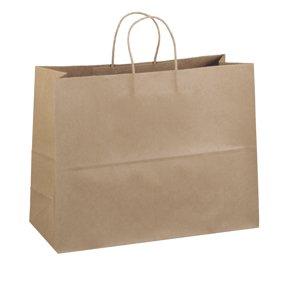 Brown Kraft Paper Bags 16 X6 X12