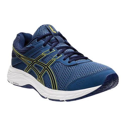Men's ASICS GEL-Contend 6 Running Sneaker - Walmart.com