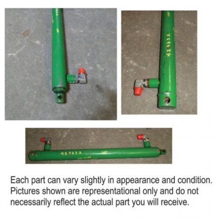Reel Lift Cylinder, Used, John Deere, (Lift Cylinder)
