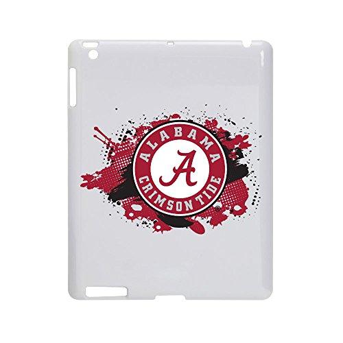 Alabama Crimson Tide - Case for iPad 2 / 3 - White
