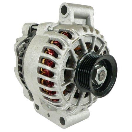 DB Electrical AFD0061 New Alternator For Ford Focus 2.0L 2.0 2.4L 2.4 00 01 02 03 04 2000 2001 2002 2003 2004 110 Amp 112959 1S41-10300-BB 98AB-10300-FC 98AZ-10346-FA 400-14051 8261 GL-455