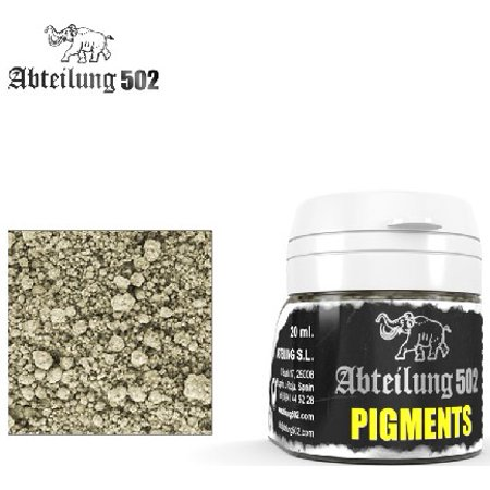 Weathering Pigment Concrete 20ml Bottle